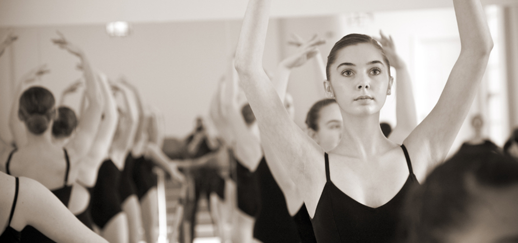 American Ballet Academy Spread The Love Of Dance